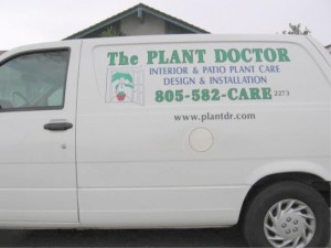 The Plant Doctor Van